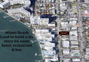 Miami Beach,Florida 33139,Commercial Land,WEST AV,A2044627
